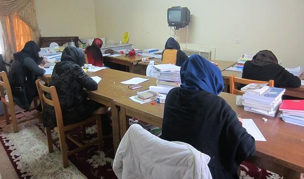 کلاس رفع اشکال کنکور در نوروز شریف!