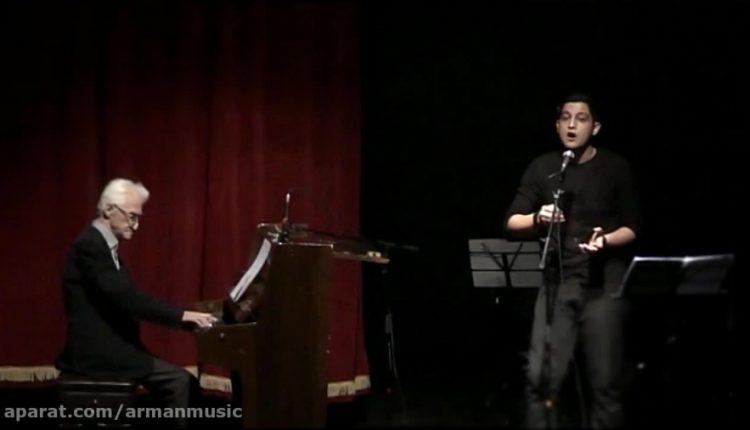 من یک پیانیست نودوچندسالهام!
