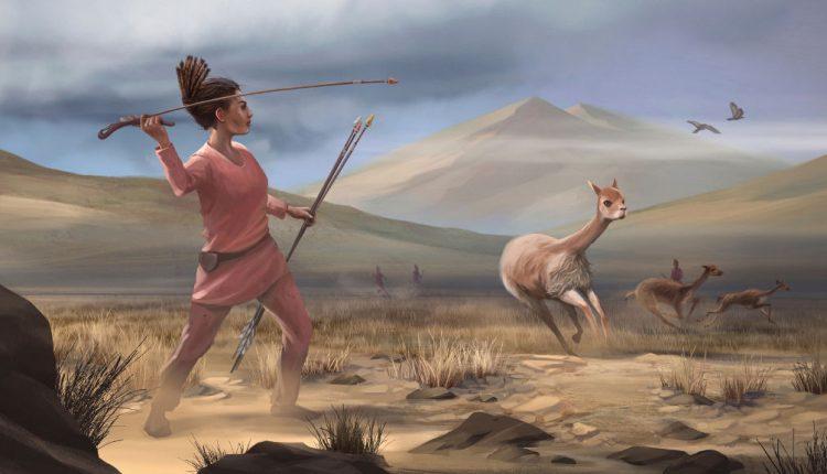 زنان شکارچی، در جنگ با کلیشههای قدیمی