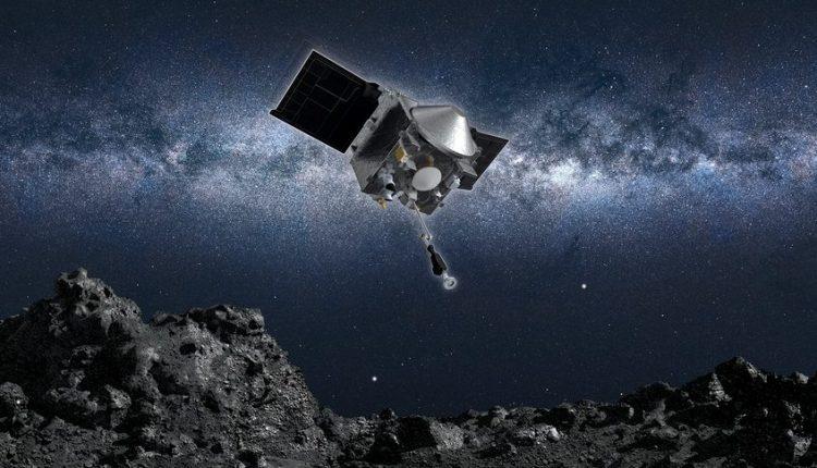 برداشت از سیارک، بررسی در زمین